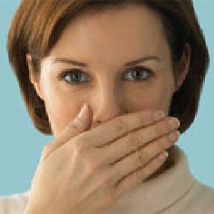 traitement naturel Halitose, mauvaise haleine