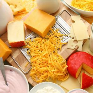 Intolérances alimentaires au gluten, lactose et caséine